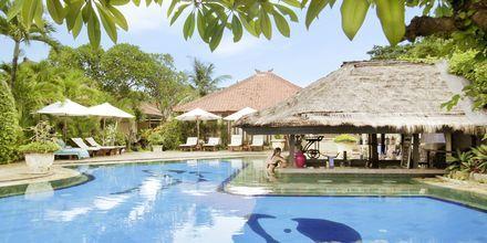 Hotell Bali Reef Resort i Tanjung Benoa, Bali.
