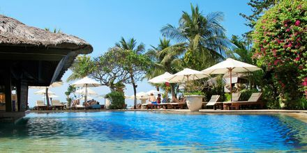 Pool på Bali Reef Resort i Tanjung Benoa, Bali.