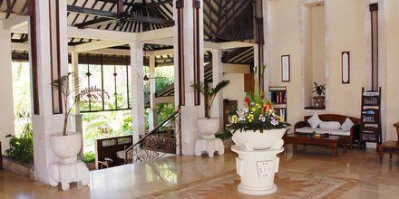 Lobby på Bali Reef Resort i Tanjung Benoa, Bali.