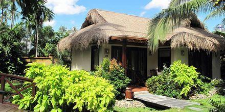 Hotell Bamboo Village Resort i Phan Thiet, Vietnam.