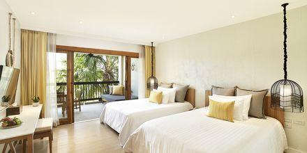 Deluxerum på Bandara Resort and Spa, Koh Samui, Thailand.