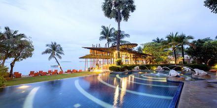 Pool på Bandara Resort and Spa, Koh Samui, Thailand.