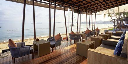 Beach Bar på Bandara Resort and Spa, Koh Samui, Thailand.