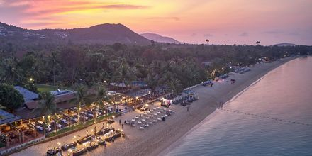 Bandara Resort and Spa, Koh Samui, Thailand.