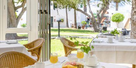 Restaurang på hotell Barcarola Club på Lanzarote.