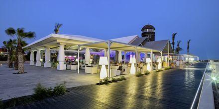 Teaterbaren El Puerto vid hotell Barcelo Castillo Beach Resort på Fuerteventura.