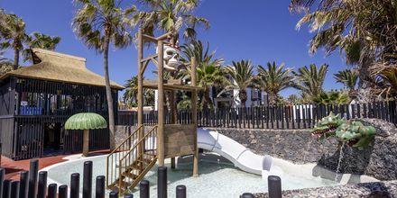 Barnpoolen på hotell Barcelo Castillo Beach Resort på Fuerteventura.