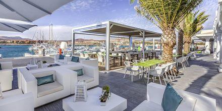 Restaurang på hotell Barcelo Castillo Beach Resort på Fuerteventura.
