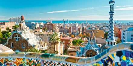 Gaudís Barcelona.