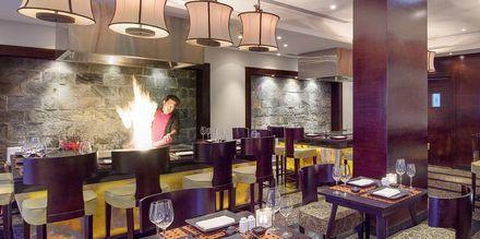 Restaurang Mikade på hotell Baron Palace Resort i Sahl Hasheesh, Egypten.
