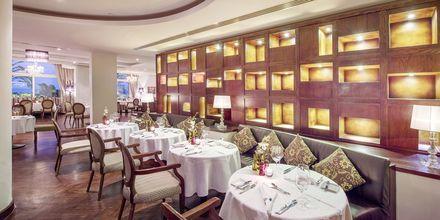 Restaurang på hotell Barn Palace Resort i Sahl Hasheesh, Egypten.