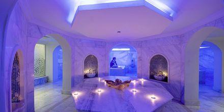 Hamam på hotell Baron Palace Resort i Sahl Hasheesh, Egypten.
