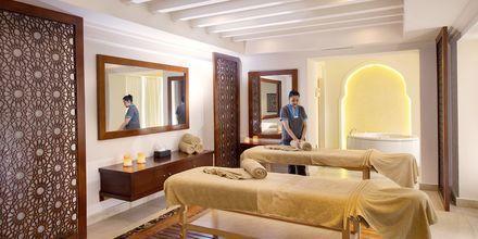 Massage på hotell Baron Palace Resort i Sahl Hasheesh, Egypten.