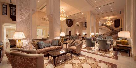 Palace Lobby Lounge på hotell Baron Palace Resort i Sahl Hasheesh, Egypten.