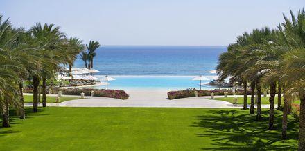 Pool på hotell Baron Palace Resort i Sahl Hasheesh, Egypten.