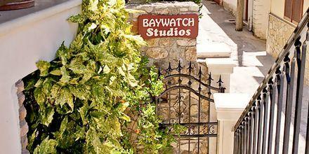 Hotell Baywatch i Parga, Grekland.