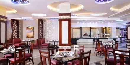 Orientaliska restaurangen Si Omar på hotell Beach Albatros Resort i Hurghada, Egypten.