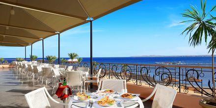 Mexikanska restaurangen Salsa på hotell Beach Albatros Resort i Hurghada, Egypten.