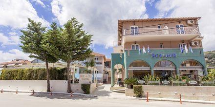 Hotell Bel Air på Lefkas, Grekland.