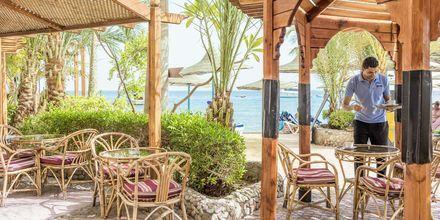 Restaurang på hotell Bella Vista i Hurghada, Egypten.
