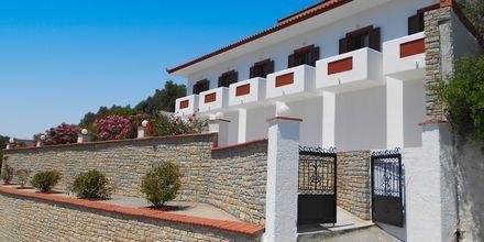 Hotell Bella Vista på Samos i Grekland.