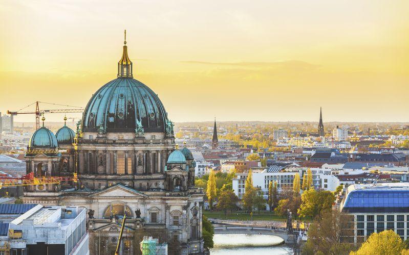 Berlin, Tysklands huvudstad, ett perfekt weekendresmål!