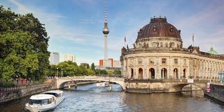 Bode museum i Berlin