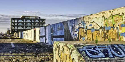 Berlinmuren.
