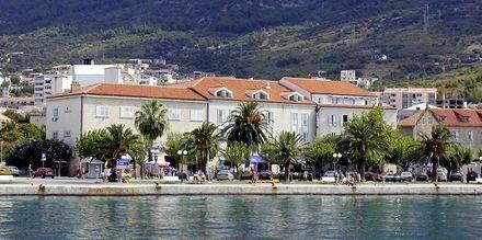Hotell Biovoko i Makarska, Kroatien.