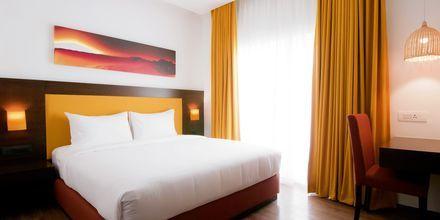 Superiorrum på Bloom Suites i Norra Goa, Indien.