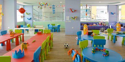 Barnklubben på Blue Lagoon Resort på Kos, Grekland.