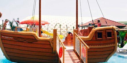 Barnpoolen på Blue Lagoon Resort på Kos, Grekland.