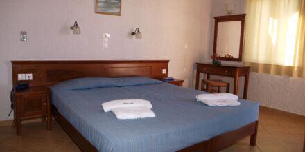 Lägenhet i renoverad del på Blue Sea Apartments på Kreta, Grekland.