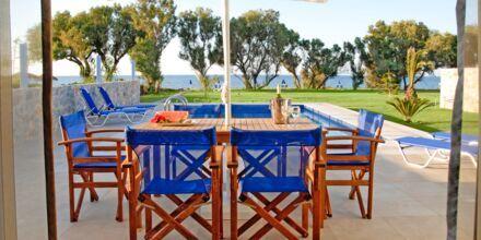 Lägenhet på hotell Blue Sea Villas i Platanias, Kreta.