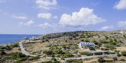 Blue Swan på Karpathos.