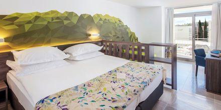 Superiorrum på hotell Bluesun Alga i Tucepi, Kroatien.