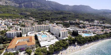 Hotell Bluesun Alga i Tucepi, Kroatien.