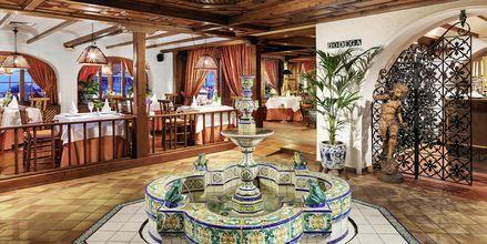 Den spanska restaurangen La Parrilla.