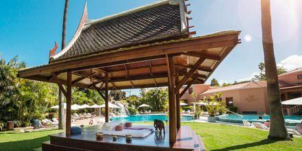 Massage på hotell Botanico i Puerto de la Cruz, Teneriffa.