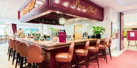 Bar på hotell Botanico i Puerto de la Cruz, Teneriffa.