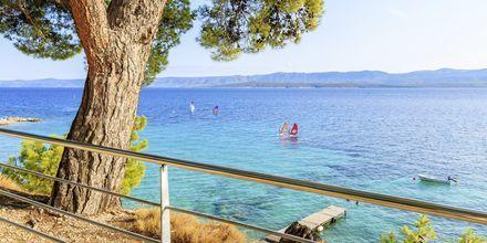Därefter blir det stopp på Kroatiens tredje största ö, Brač.