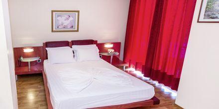 Dubbelrum på hotell Brilant i Saranda, Albanien.