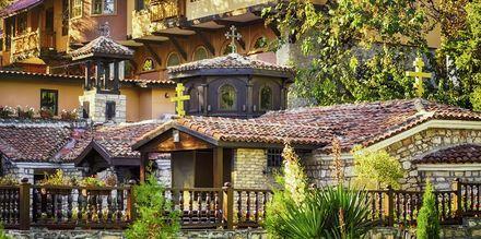 Vackra sommarstaden Varna bjuder på både shopping, restauranger och stränder.