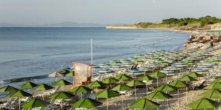 Stranden i Nessebar.