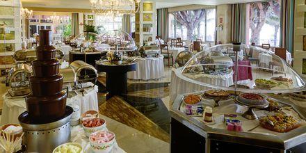 Bufférestaurangen på hotell Bull Reina Isabel & Spa i Las Palmas, Gran Canaria.