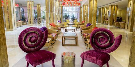 Lobbyn på hotell Bull Reina Isabel & Spa i Las Palmas, Gran Canaria.