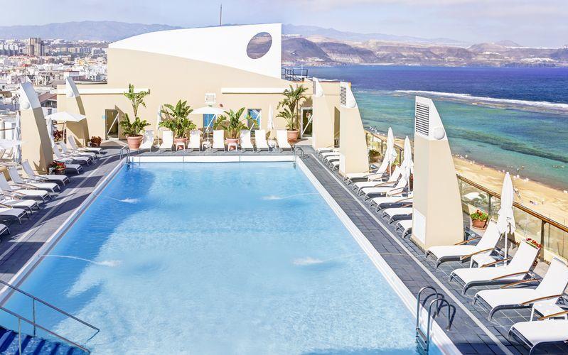 Hotell Bull Reina Isabel & Spa  i Las Palmas, Gran Canaria.