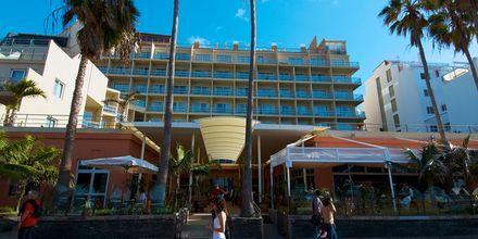 Entrén på hotell Bull Reina Isabel & Spa i Las Palmas, Gran Canaria.