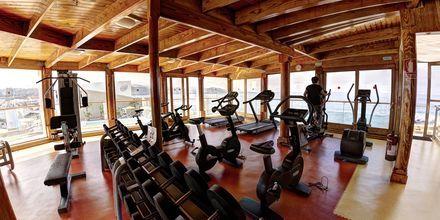 Gym på hotell Bull Reina Isabel & Spa i Las Palmas, Gran Canaria.