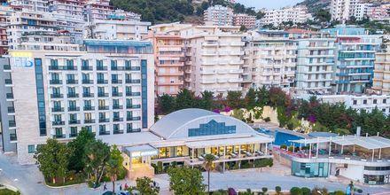 Hotell Butrinti i Saranda, Albanien.